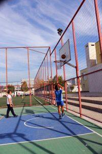 Duke luajtur Basketboll